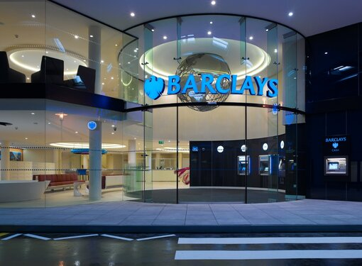 Barclays bank, Northampton